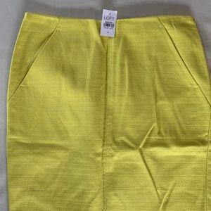 BNWT - LOFT Skirt